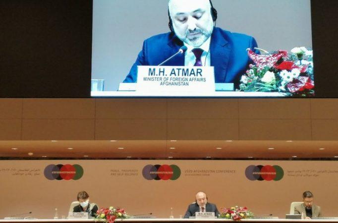 نشست ژنو درباره افغانستان با حضور نمایندگان ۷۰ کشور و ۳۰ سازمان آغاز شد