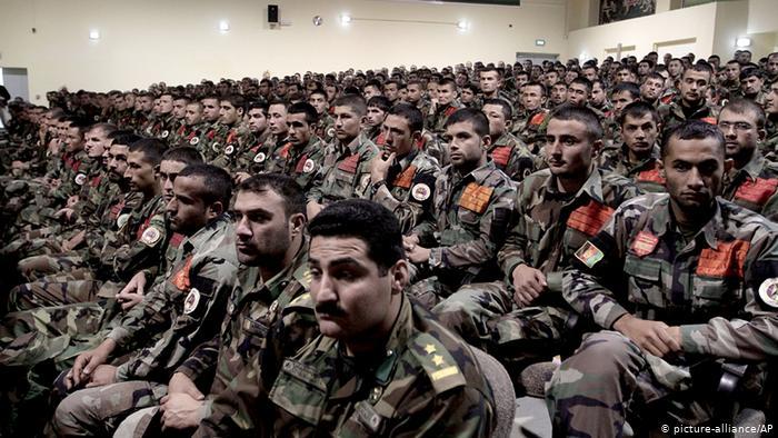 سخنرانی مولوی مفلح به مناسیت میلاد پیامبر عظیم الشأن اسلام در جمع جنرالان و افسران اردوی ملی