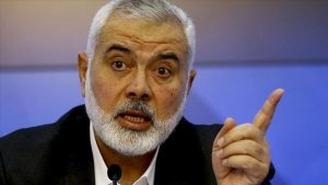 نامه هنیه به سران کشور اسلامی درباره تبعات عادیسازی روابط با اسرائیل
