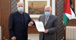 محمود عباس زمان برگزاری انتخابات در فلسطین را اعلام کرد