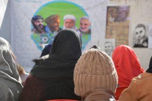 برنامه های متنوع و مختلفی به مناسبت بزرگداشت از اولین سالگرد شهادت شهید سردار سلیمانی در هرات