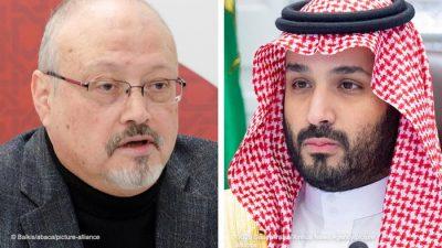 """""""گزارشگران بدون مرز"""" از ولیعهد عربستان شکایت کرد"""
