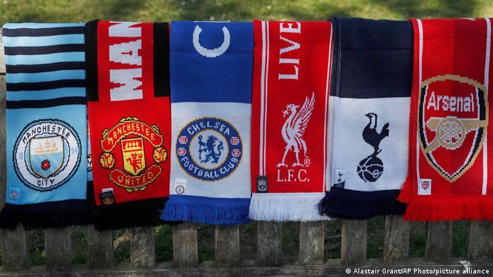 ۱۲ باشگاه برتر فوتبال اروپا توافق خود را برای تاسیس سوپرلیگ فوتبال اروپا از سال ۲۰۲۲ اعلام کردند