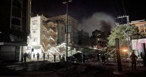 لحظه به لحظه با حمله به غزه/ شمار شهدا به ۱۹۷ نفر رسید