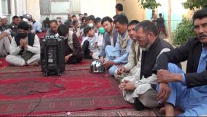 گزارش تصویری گرامیداشت سی و دومین سالیاد رحلت امام خمینی (ره) در افغانستان
