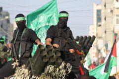 هزاران تن از مردم مسلمان شهر کابل ظهر پیروزی جنبش مقاومت اسلامی حماس – فلسطین را جشن گرفتند