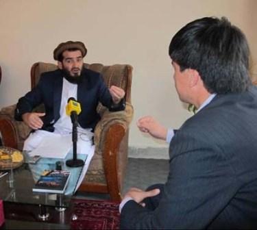 رهبر حزب نهضت اسلامی افغانستان: امام خمینی(ره) الگویی جهانی است