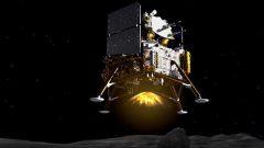 فرود ماموریت چانگ ای-۵ چین بر سطح ماه