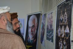 نمایشگاه عکس و پوستر با عنوان «آنچه را که رسانه ها نگفتند»