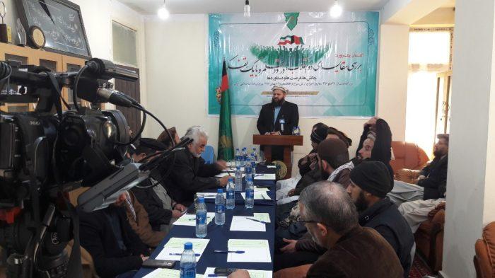 مولوی شفیع الله نورستانی: امام خمینی عزت و اقتدار را به مردم ایران ارزانی داشت