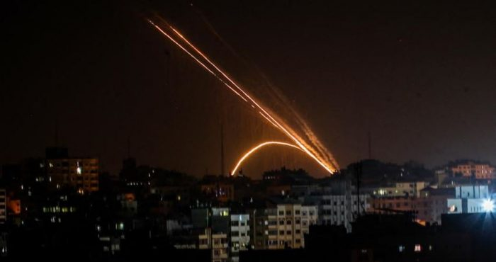 پاسخ موشکی مقاومت به جنایات اشغالگران اسرائیلی