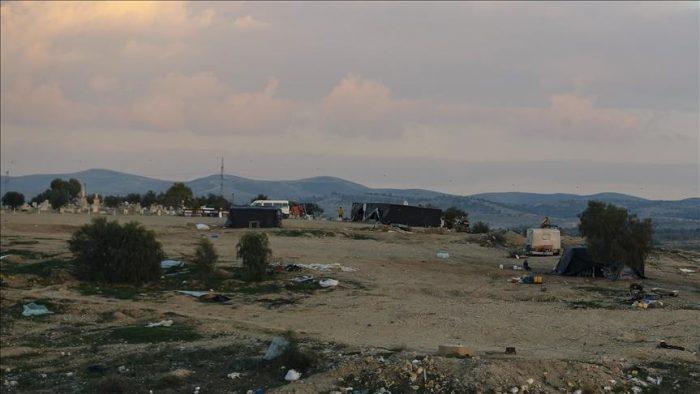 اسرائیل روستای العراقیب را برای صد و هشتاد و ششمین بار تخریب کرد