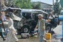 شمار جانباختهگان دو انفجار در غرب کابل به هفت تن افزایش یافت