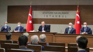 اردوغان: ترکیه تنها کشور قابل اعتماد برای مدیریت مناسب وضعیت موجود در افغانستان است