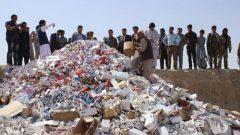 داروی قاچاق در افغانستان: واردت به 'یک میلیارد دلار' در سال رسید