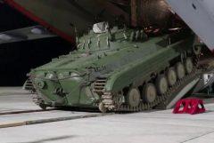 روسیه تجهیزات نظامی در مرز میان افغانستان و تاجیکستان فرستاد