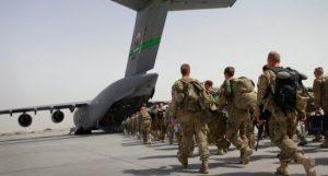 """تقریب: بیانیه """"نهضت اسلامی افغانستان"""" درباره شکست و خروج کامل آمریکا از افغانستان"""