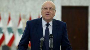 مجلس ملی لبنان به دولت معرفی شده از سوی نجیب میقاتی، رای اعتماد داد/ پایان بحران این کشور