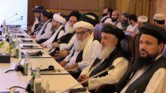 دیدار دیپلماتهای آمریکایی و اعضای طالبان در قطر
